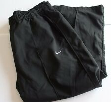 Nike Ladies Capri Work out Pants Charcoal Grey Gray M Fitness Yoga Cropped 8 10