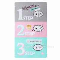 [Holika Holika] Pig-nose Clear Black Head 3 Step Kit (1/3/5/10pcs)