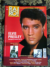 RARO! 158 Magazine about discography ps ELVIS PRESLEY Iron Butterfly McCARTNEY