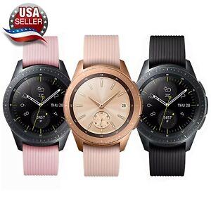 Silicone Strap Band For Samsung Galaxy SM-R810 Smartwatch