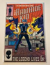 The Rawhide Kid Comic #1 Copper Age First Print 1985 Limited Series Marvel