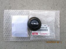 FITS: 04 - 09 SCION XB TRD 5D WAGON MANUAL M/T SHIFT KNOB WITH TRD LOGO NEW