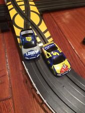 Life-Like NASCAR TURBO BLASTER HO SCALE ELECTRIC SLOT RACING Set Please Read!