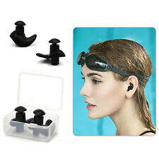 510 Pairs Soft Silicone Ear Plugs For Swimming Sleeping Anti Snore With Case