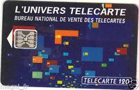 Télécarte - L'Univers télécarte - Bureau national de vente des télécarte (A2973)