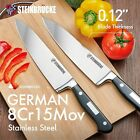 8 inch Chef Knife Ultra-Sharp Professional German Stainless Steel Kitchen Knife