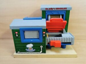 Mr Jolly's Chocolate Factory Thomas Friends Wooden Railway Building