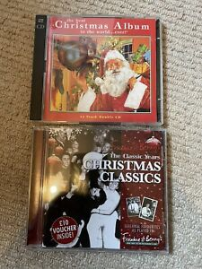The Best Christmas Album In The World Ever Plus Classics 2 Cd Albums