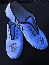 Kpop *hand painted* Shoes VIXX