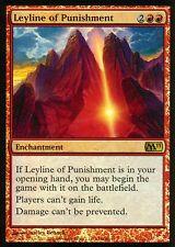 Leyline of Punishment Foil | EX + | m11 | Magic MTG