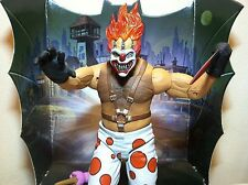 NECA SWEET TOOTH Twisted Metal action figure used great condition IT pennywise