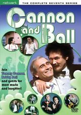 CANNON AND BALL The Complete Seventh Series 7. New sealed DVD.