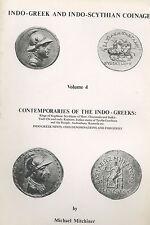Indo-greek e indo-scythian monete volume 4