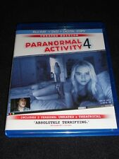 PARANORMAL ACTIVITY 4 DVD ONLY NO BLUE RAY OR DIGITAL CODE (SEE DESCRIPTION)