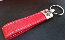 ALFA ROMEO Schlüsselanhänger aus Eko Leder Anhänger 166 159 155 156 146 147 MiTo