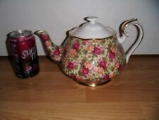 Unboxed Teapot British Royal Albert Porcelain & China