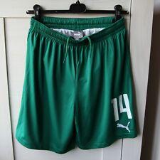 Puma Beach Summer Mens Shorts Green Size M