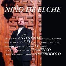 NIÑO DE ELCHE - ANTOLOGÍA DEL CANTE FLAMENCO HETERODOXO - 2CDS [CD]
