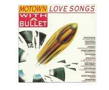 Motown Love Songs Top Ten with a Bullet - CD