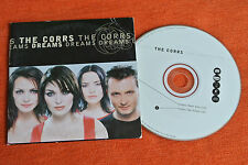 CD THE CORRS Dreams   SINGLE 2 Titres Tracks