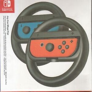 Nintendo Joy-Con Wheel Controller - Pair