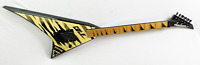 Jackson Custom Shop Guitar - Rhoads V x Thrasher x Chris Cole x Jake Phelps