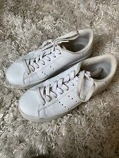J. Adams Hero Platform Sneakers Women's Size 9 Casual Lace Up Tennis Shoe