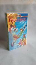 Walt Disney Robin Hood 400 00228 VHS Kassette Meisterwerk