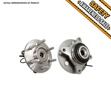 For Ford F150 Mark LT 4X4 4WD 2 Front Left & Right Wheel Bearing Assembly