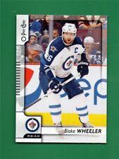 2017-18 O-Pee-Chee Winnipeg Jets Team Set 15 Cards No Short Prints