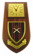 PT CORPS ARMY SCHOOL OF PHYSICAL TRAINING CLASSIC REGIMENTAL WALL CLOCK