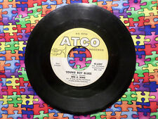45 RPM: Ben E. King Here Comes the Night/ Young Boy Blues ATCO 45-6207 VG