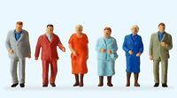Figurines Preiser H0 (14059): Spectateurs