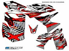 2003 2004 2005 2006 2007 2008 2009 SKI DOO REV GRAPHICS SKIDOO BRP DECO WRAP