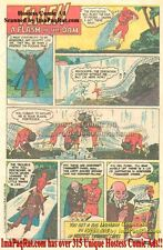 Hostess Twinkies: Flash A Flash in the Dam - Hoover: Great Comic Print Ad!