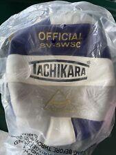 Tachikara SV5WSC Sensi-Tec Composite  Volleyball (Purple, Wht, Silver)