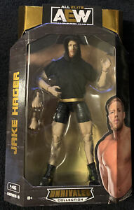 AEW Unrivaled Collection Jake Hager Action Figure Series 6, #46  Action Figure