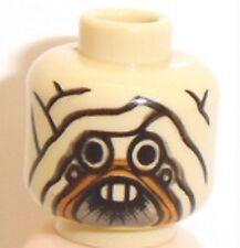 Lego Star Wars Tusken Raider Head x 1 Tan Head for Minifigure
