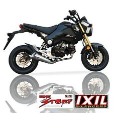 HONDA MSX125 IXIL X55 Exhaust Full System