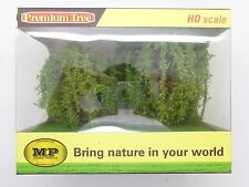 """HO 3""""-4"""" Weeping Willow Tree 2-Pack - MP Scenery Products #70509 vmf121"""