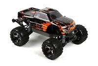 Custom Body Muddy Orange for Traxxas Stampede 1/10 Truck Car Shell Cover 1:10