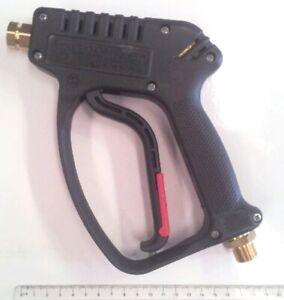 High Pressure Trigger Gun, Vega PA Italy 300 Bar 30lpm Spitwater Kerrick Jetwave