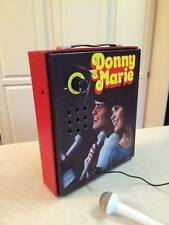 Donny and Marie Osmond Disco Amplifier Combo
