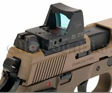ACE 1 airsoft RMR with mounting plate for FNX 45 cybergun airsoft pistol