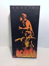 Bonfire AC/DC Boxset 62119-2, 5-CD Set Complete