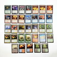Duel Deck: Izzet vs Golgari 33 Common Lot  MTG Magic the Gathering LP-NM