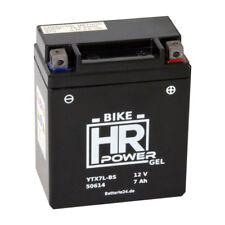 Motorradbatterie Gel 12V 7Ah 50614 YTX7L-BS CTX7L-BS *NEU*