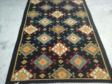 CARPET NOMAD KILIM Afghan Kilim old style 180x270 cm 100% Wool Hand Woven