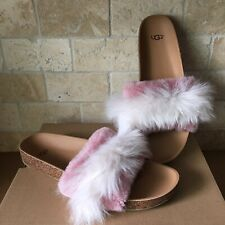 a73591a6c06 UGG Australia Women's Slippers Pink 12 Women's US Shoe Size for sale ...