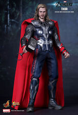 Hot Toys MMS175 1/6 The Avengers Thor Chris Hemsworth Action Figure